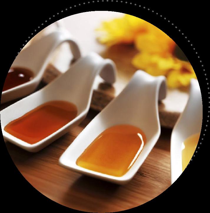 miels du monde